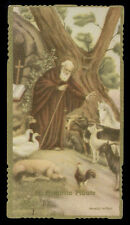 santino-holy card ediz. EB  n.2204 S.ANTONIO AB.
