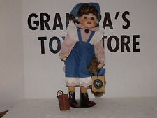 Boyds Collection Doll Laura #4903