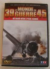 DVD LE MONDE EN GUERRE 39/45 - DU GRAND REICH A PEARL HARBOR