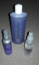 Avon Lavanda Baño de Burbujas-Bruma de Almohada ~ habitación Spray Conjunto de Regalo Sueño Relajante Nuevo