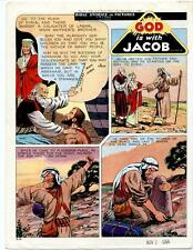 Bible Stories in Pictures #41 Part 1  November 7 1954     God is With Jacob