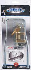 U bolt locking boat trailer spare tire carrier frame tongue mount wheel SL91883