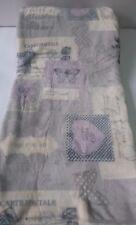 Coperta plaid in pile matrimoniale 210x230 cm effetto pelliccia. A923