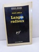 langes radieux  ,  jean amila , série noire (gc30)