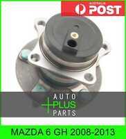 Fits MAZDA 6 GH 2008-2013 - Rear Wheel Bearing Hub