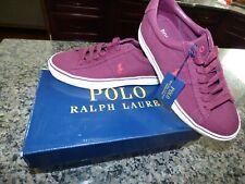 polo canvas men shoes