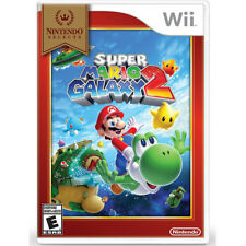 Super Mario Galaxy 2 - Nintendo Selects - [E] (WII)