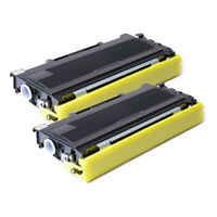 2PK TN350 Toner Cartridge for Brother DCP-7010 7020 7025 Intellifax-2820 2850