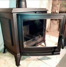 Invicta Multi fuel woodburner stoves used