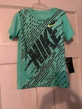 Nike- Boys Dri-Fit Shirt - Size 6 - New