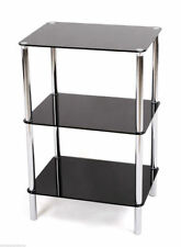 Modern Storage Units Furniture DVD 3 Shelves