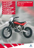 2011-13 Husqvarna TE 449 TC 449 TXC 449 TE 511 TXC 511 Seat Cover BLACK// RED RIB