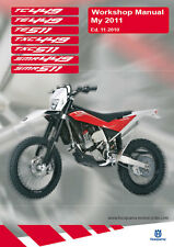 repair manuals literature ebay rh ebay com 2010 husqvarna te 310 manual husqvarna te310 manual