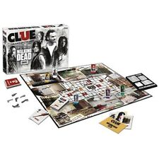 AMC The Walking Dead Clue Game, The Walking Dead Clue Board Game