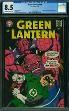 Green Lantern #56 CGC 8.5 -- 1967 -- Charley Vicker becomes a G.L. #1621643004