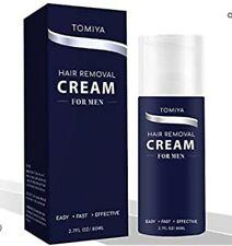 Hair Removal - Tomiya Premium Men's Hair Removal Cream 2.7oz Skin Friendly (FD2)