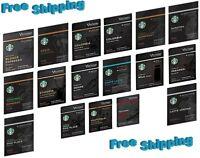 Starbucks Verismo Coffee Pods YOU PICK THE FLAVOR