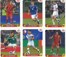 BRAZIL 2014 PANINI - SUPER RARE COCA-COLA EXTRA SET A-F (EASTERN EUROPE EDITION)