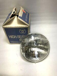 Westinghouse 4001 High Beam Headlight Bulb, 12 volt, For 4 Headlight Cars