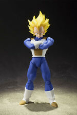 BANDAI DRAGON BALL Z SUPER SAIYAN VEGETA FIGUARTS SHF FIGUARTS SUPER VEGETA