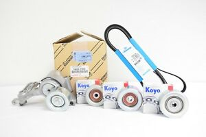 Drive Belt Tensioner & Idler Pulley Kit For: Toyota 4Runner  4.0L 03-09