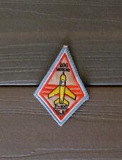 VIETNAM WAR PATCH-USAF F-100 200 MISSONS SUPER SABRE JET PATCH