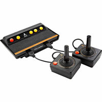 Atari Flashback 8 Classic Game Console with built-in 105 games & w/2 Controllers