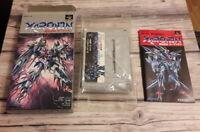 Xardion - Nintendo Super Famicom J-NTSC SNES - mint condition