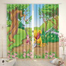Root Ties Light Sky 3D Curtain Blockout Photo Printing Curtains Drape Fabric