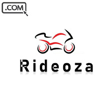 Rideoza .com  - Brandable Domain Name for sale - AUTO BIKE CAR RIDE BRAND DOMAIN