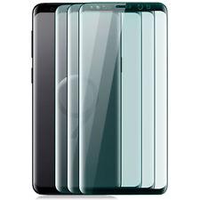 3x gekrümmtes Displayschutzglas für Samsung Galaxy S9 Plus Panzer Glas Folie 3D