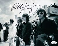 Robby Krieger Signed Autographed 8X10 Photo The Doors w/Morrison JSA HH37600