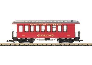 LGB L36808 G Scale Durango & Silverton Railroad