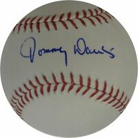 Tommy Davis Hand Signed Autographed Major League Baseball Los Angeles Dodgers