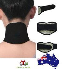 Magnetic Therapy Neck Massager Self Heating Wrap Tourmaline Spontaneous Headache