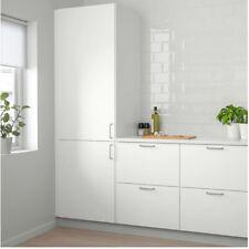 (2)X IKEA HAGGEBY HÄGGEBY 24X40 WHITE MELAMINE KITCHEN CABINET DOOR 102.671.88