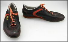 FILA Leather Medium Width (B, M) Athletic Shoes for Women