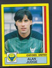 Panini Football 1987 Sticker - No 232 - Alan Judge - Oxford United (S860)