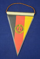 Vintage East Germany DDR pennant FDJ Union of Free German Youth Banner Flag