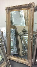 Wooden Frame Rectangle Decorative Mirrors