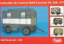 Czech Master 1/48 Luftwaffe Air Control Field Caravan Sd.Anh. 47 # 8039