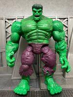 """Marvel Legends Toybiz Classics SAVAGE HULK 6"""" Action Figure BROKE THUMB"""