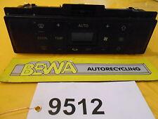 Klimabedienteil   Audi  A4  8D2  B5       8D0820043M     Nr.9512/E