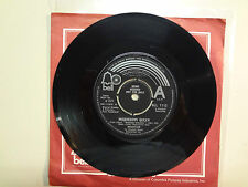 "MOUNTAIN:Mississippi Queen 2:30-The Laird 4:35-U.K. 7"" 5-6- 1970 Bell Recs. Demo"