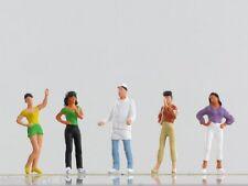 VOLLMER 2224,H0 Figure Kit di costruzione, Luigi e i suoi ospiti, 1:87, NUOVO,
