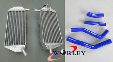 FOR ALUMINUM RADIATOR and HOSE YAMAHA YZF450 YZ450F 2010-2013 2011 2012 2013 10