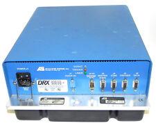 ACCU-SORT SYSTEMS DRX MINI X LASER BAR CODE SCANNER 100-240VAC