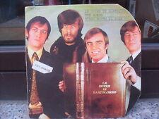 """7"""" THE ROKES LE OPERE DI BARTOLOMEO -ITA'68 BEAT ERA-RARE DIFFERENT COVER LOOK"""