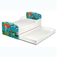 SIRENA cama infantil con almacenamiento Niña Niños Júnior Dormitorio para NUEVO