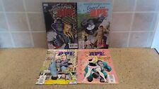Angel and the Ape # 1 - 4 Vertigo Dc Comic Books